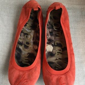 Like new Sam Edelman Felicia flat
